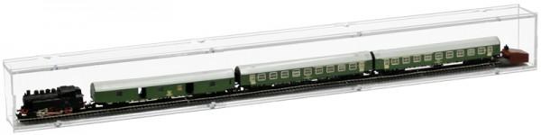 Model Railway TT Single Compartment Case - 75cm