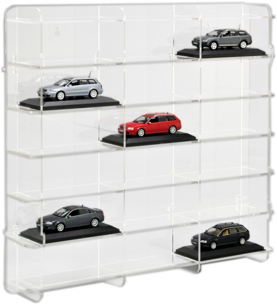 Model Car Display Cabinet 1/43