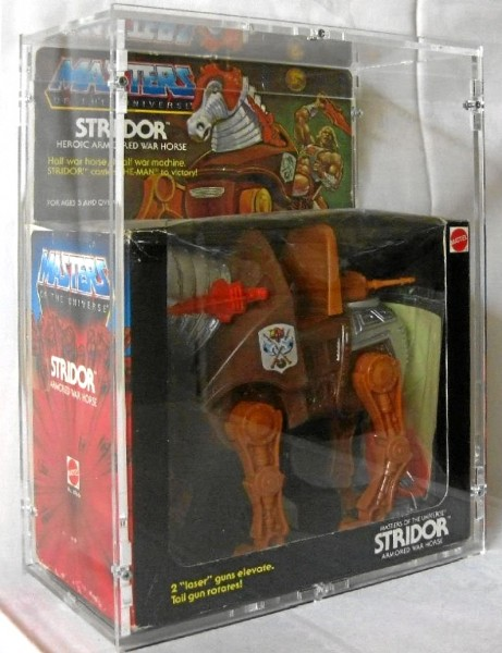 MotU Stridor in Case
