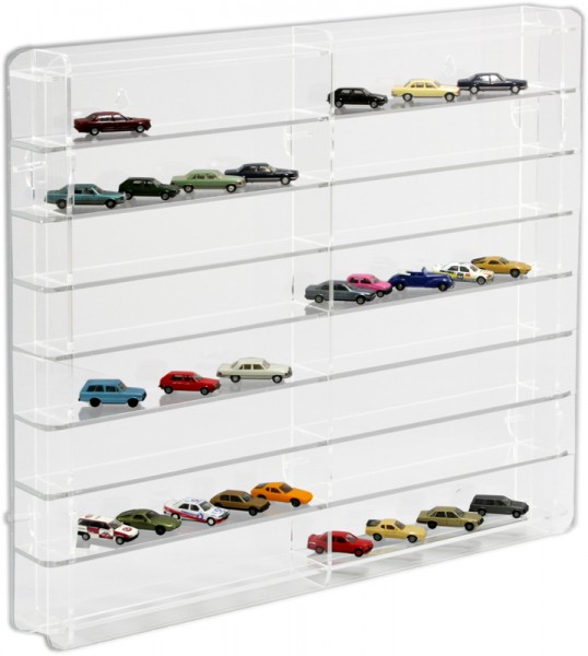 Model Car Rack for 1/87 Cars and Trucks