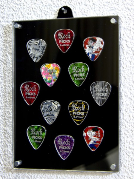 Guitar Pick Case for 12 Picks