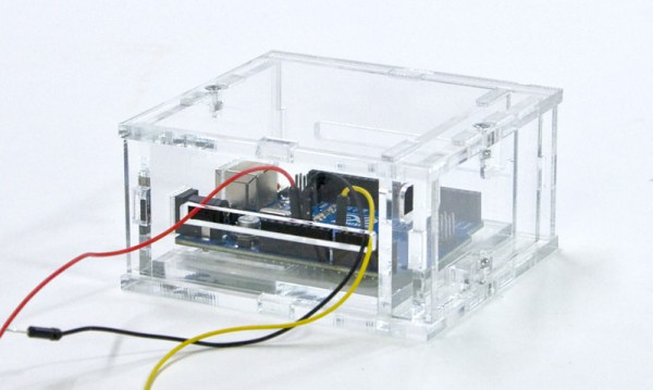 Acrylic Case for Arduino UNO