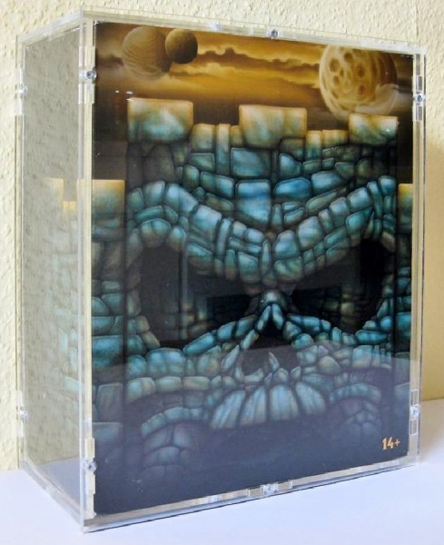 King Grayskull Castle Case