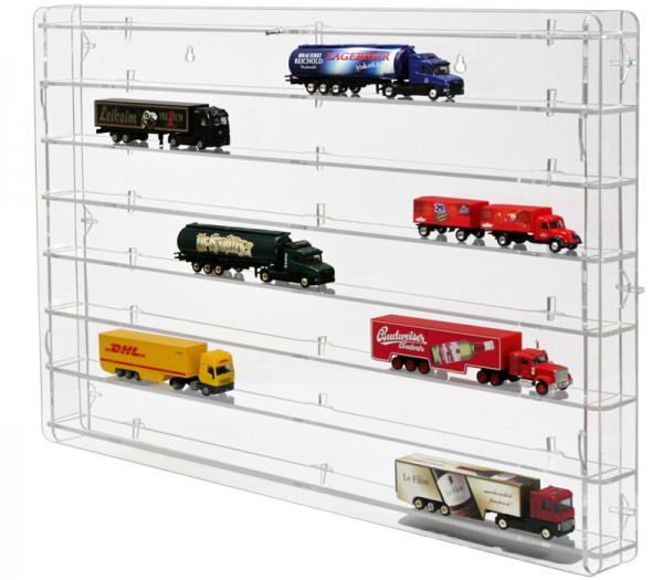 Model Truck Display Cabinet