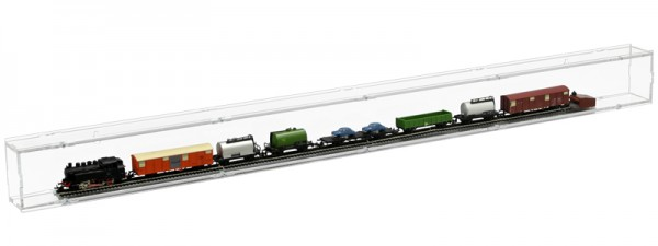 Model Railway TT Single Compartment Case - 99cm