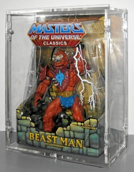 Masters of the Universe Classics Figures Case