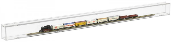 Model Railway N Single Compartment Case - 99cm