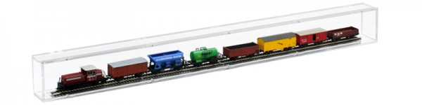 Model Railway H0 Single Compartment Case - 99cm