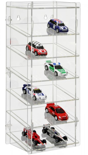 Slot-Car Display Tower 1/43