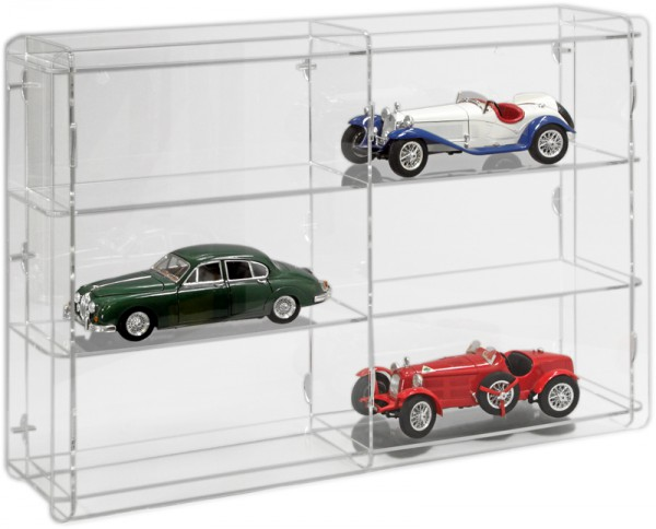 Model Car Display Cabinet 1/18