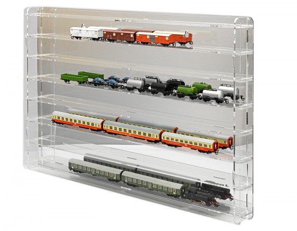 TT Model Railway Display Cabinet