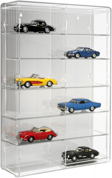 Model Car Display Cabinet 1/24