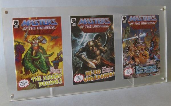 MotU Classics Triple Mini Comic Stand